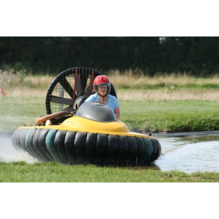 Hovercraft Flying for One Special Offer product image