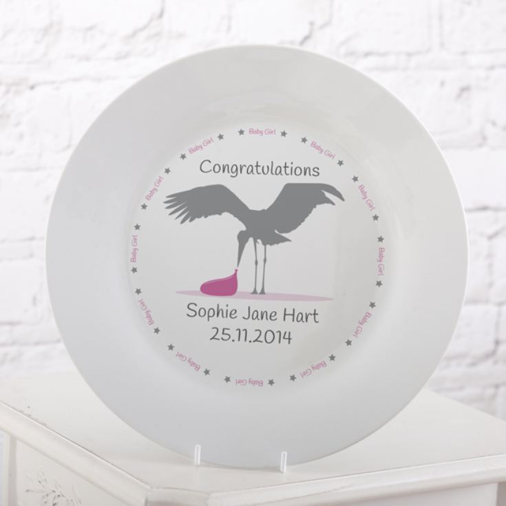 Baby Birth Plate product image