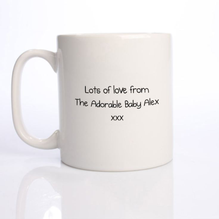Personalised Photo Mug product image
