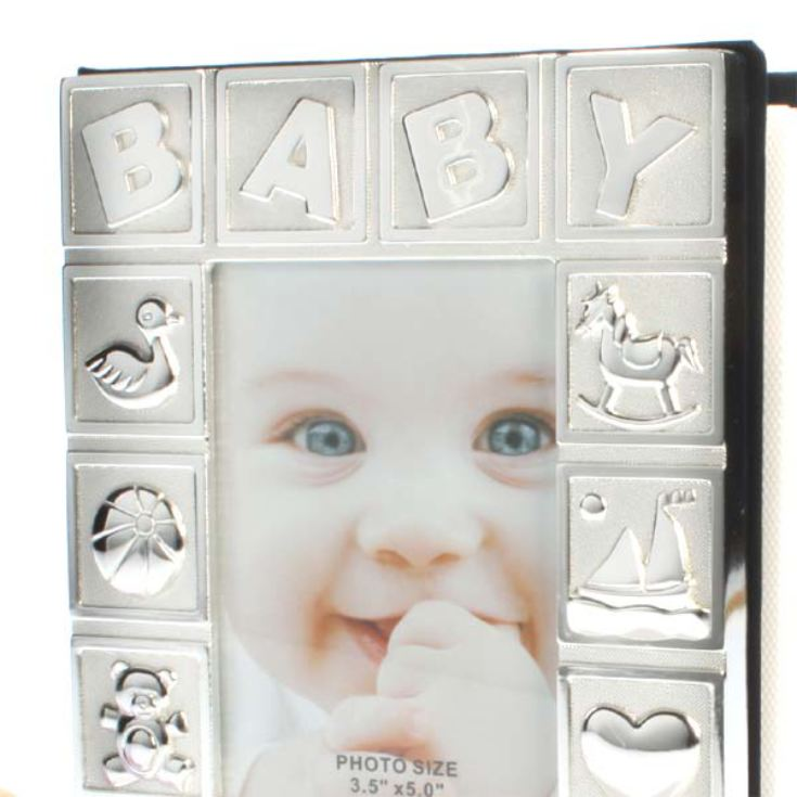 Personalised Baby Photo Album Personalised Baby Photo Albums
