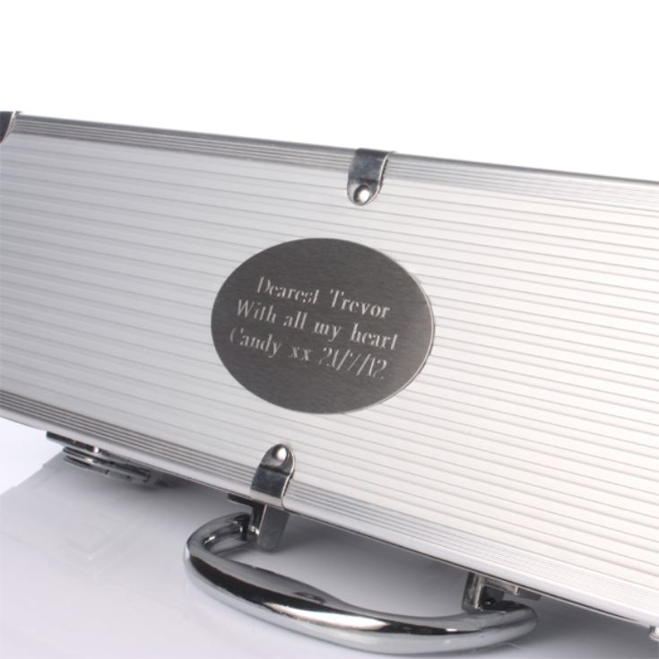 BBQ Tool Set In Personalised Box product image