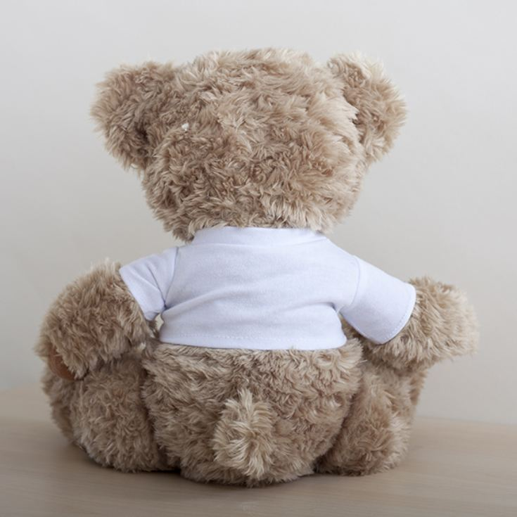 Personalised Easter Teddy Bear product image