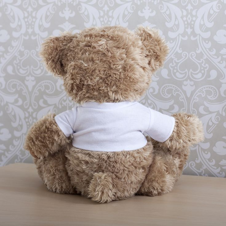 Personalised Christening Teddy Bear product image