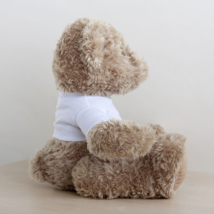 Personalised Teddy Message Bear product image