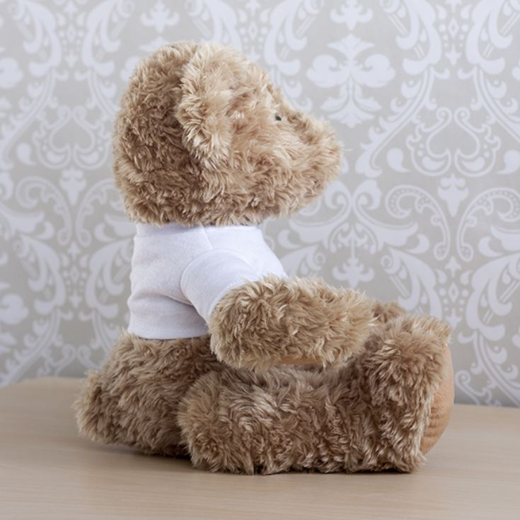 Personalised Baptism Teddy Bear product image