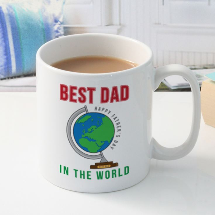 Best Dad In The World Mug product image