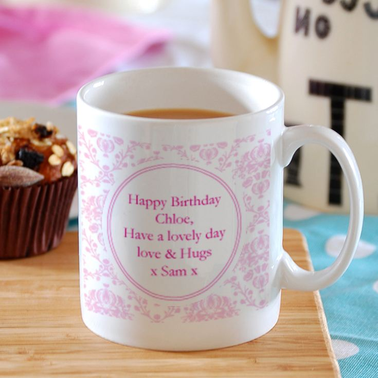 Best Sister in the World Personalised Mug product image