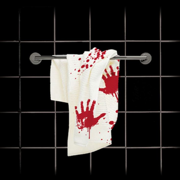 Blood Bath - Hand Towel product image