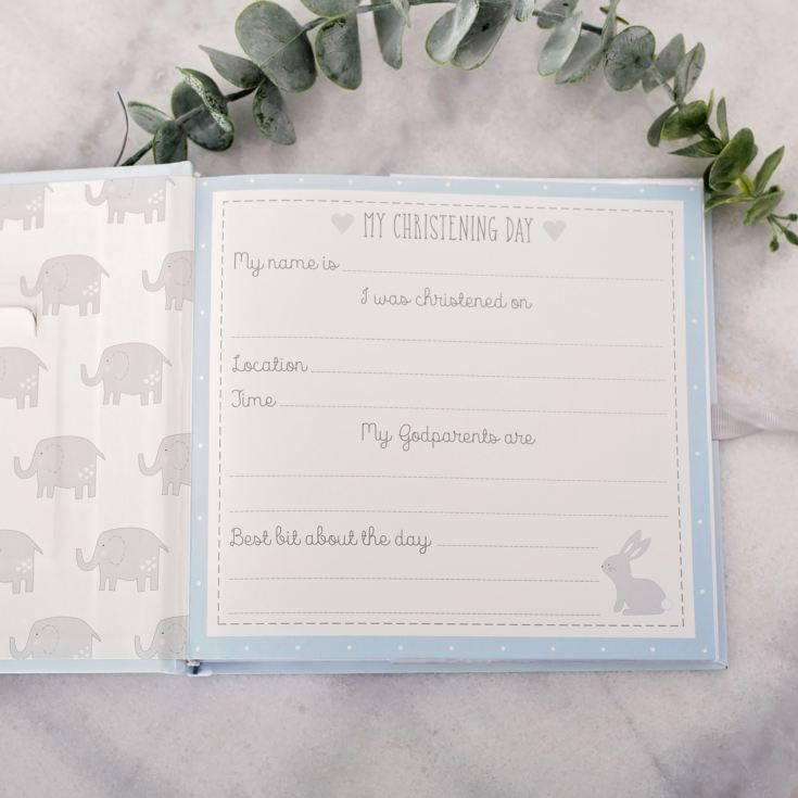 Petit Cheri Collection - My Christening Album Blue product image