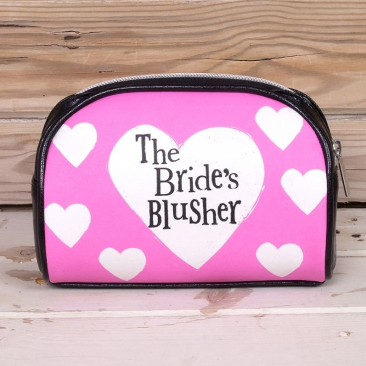 The Blushing Bride Cosmetic Case product image