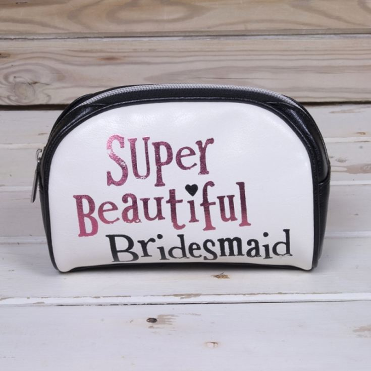 Super Beautiful Bridesmaid Cosmetic Case product image