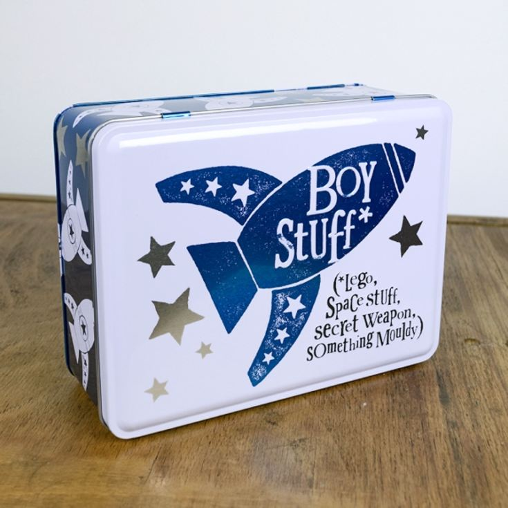 Essential Boy Stuff Tin product image