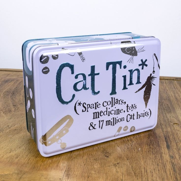 Cat Essentials Tin product image