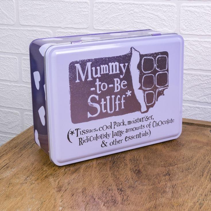 Mummy To Be - Stuff Tin product image