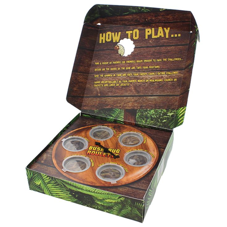 I'm A Celebrity Get Me Out Of Here - Bush Tucker Bug Roulette product image