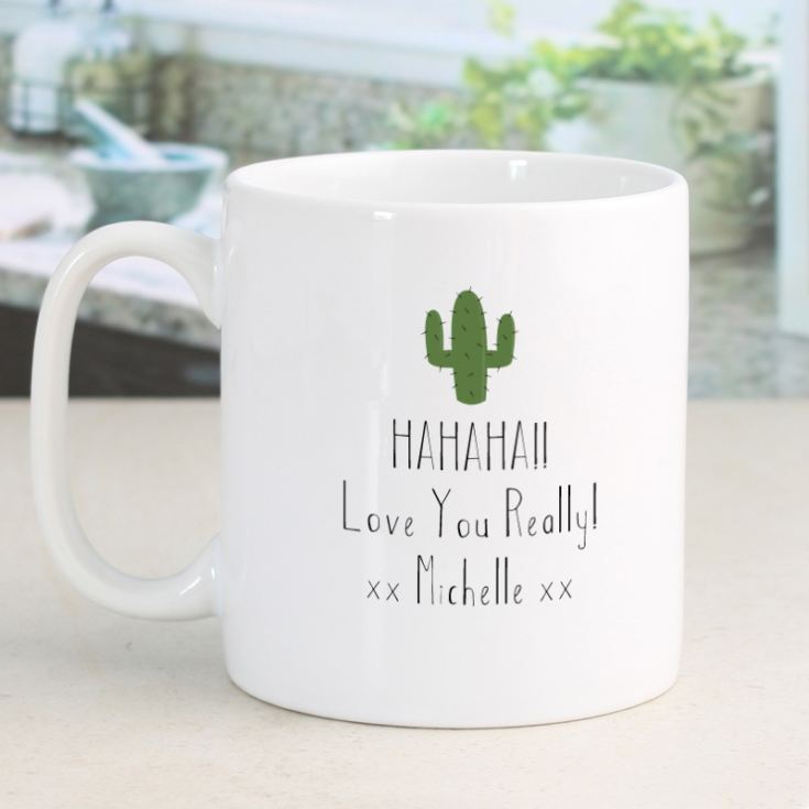 Personalised You Are My Favourite Prick Mug product image