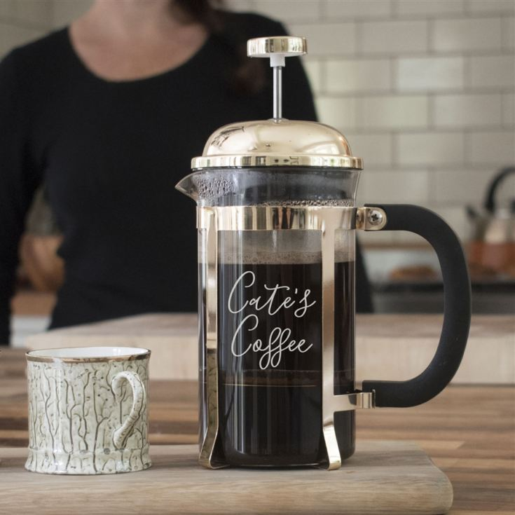 Personalised Cafetiere product image