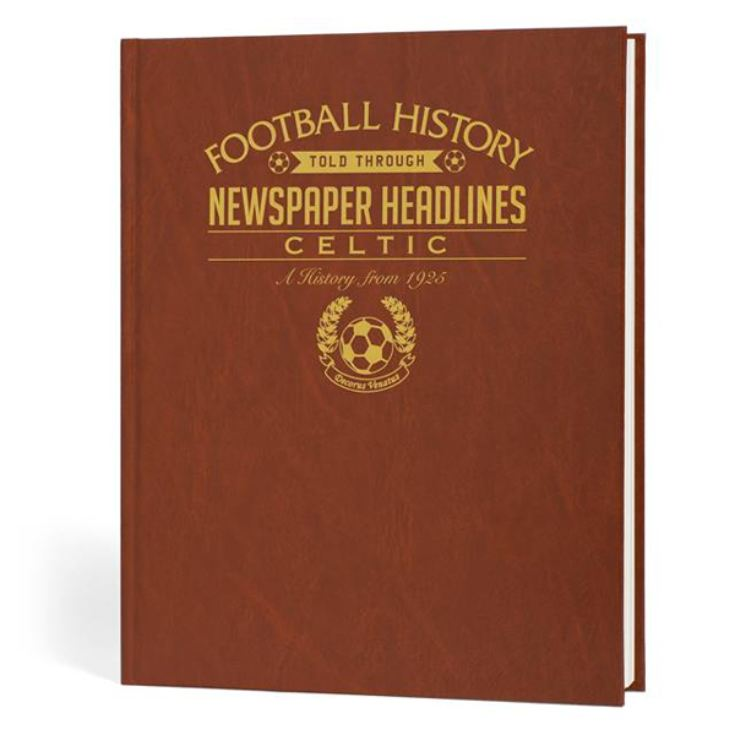 Personalised Celtic Football Book product image