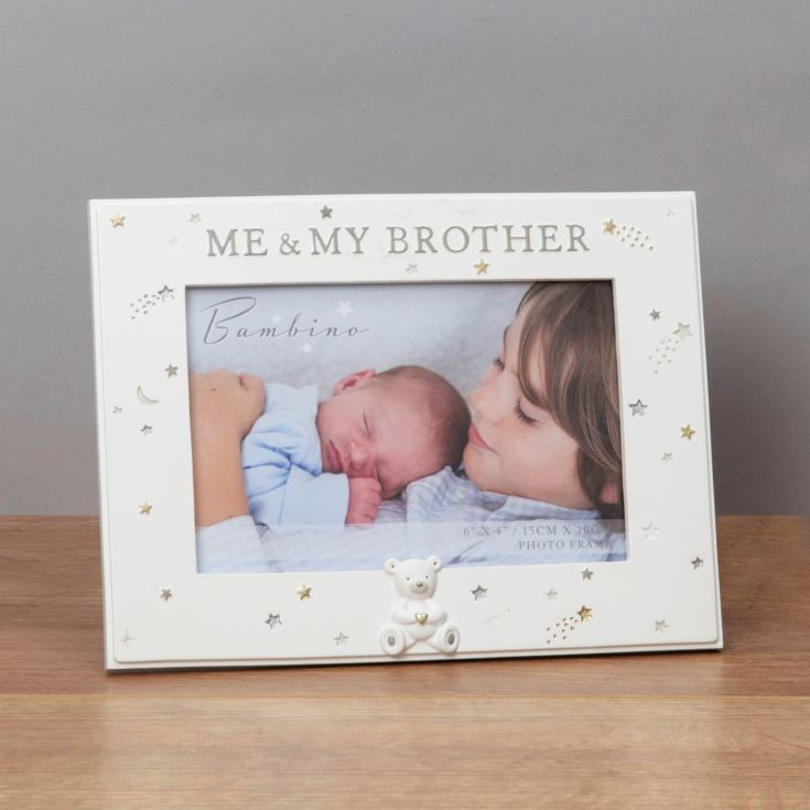 Bambino Me & My Brother Photo Frame product image