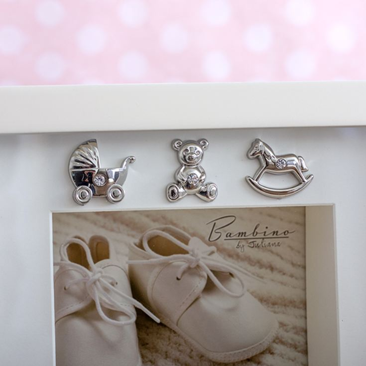 My First Shoes Keepsake Display Box product image