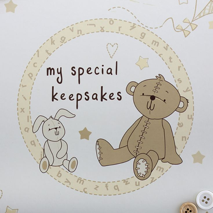 Button Corner My Special Keepsakes Box product image