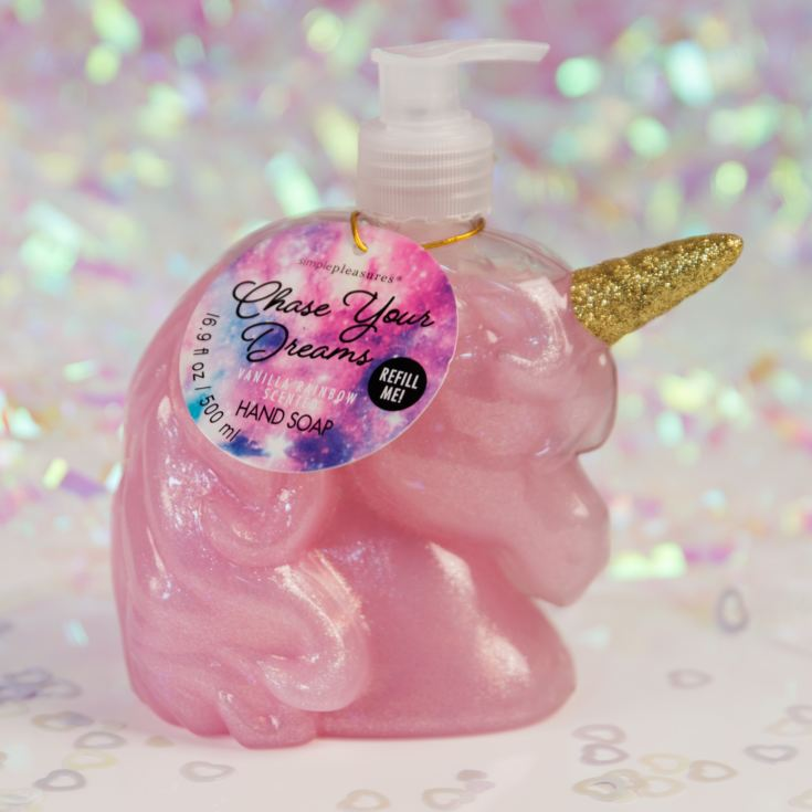 Unicorn Moulded Soap 500ml product image