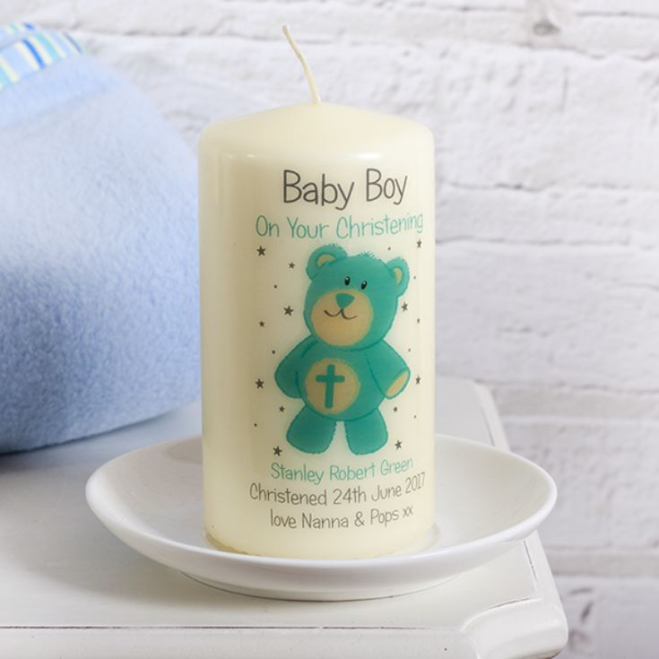 Christening Candle product image