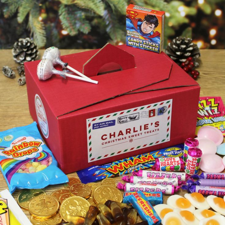 Santa Sweet Box product image