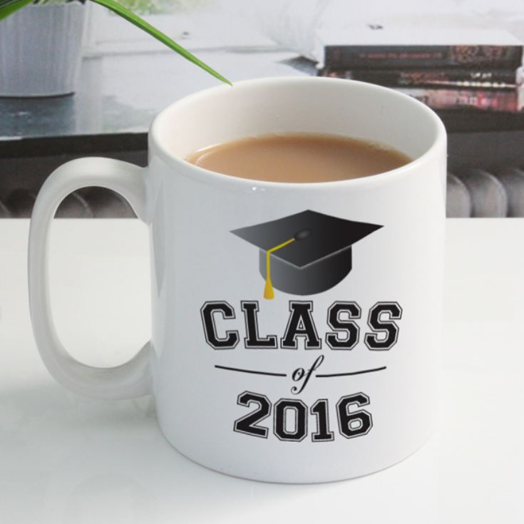 Personalised Class Of Graduation Year Mug product image