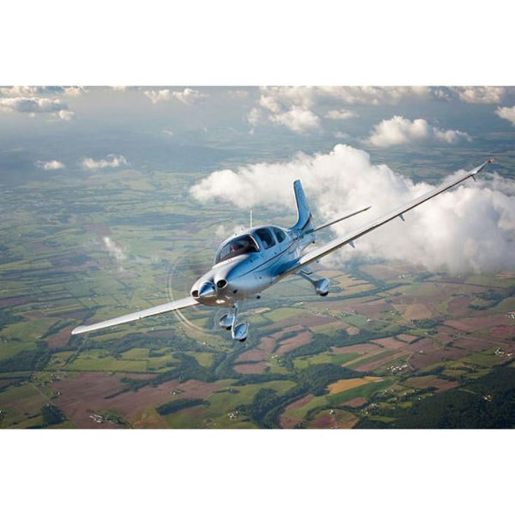 30 Minute Introductory Flying Lesson - UK Wide Selection product image