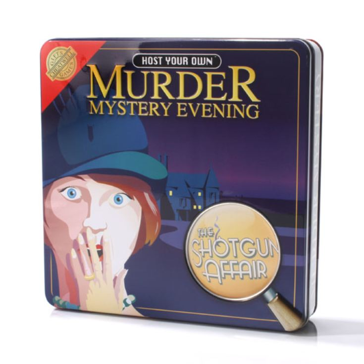 Murder Mystery Tin - The Shotgun Affair product image