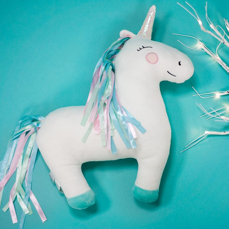 Rainbow Unicorn Decorative Cushion product image