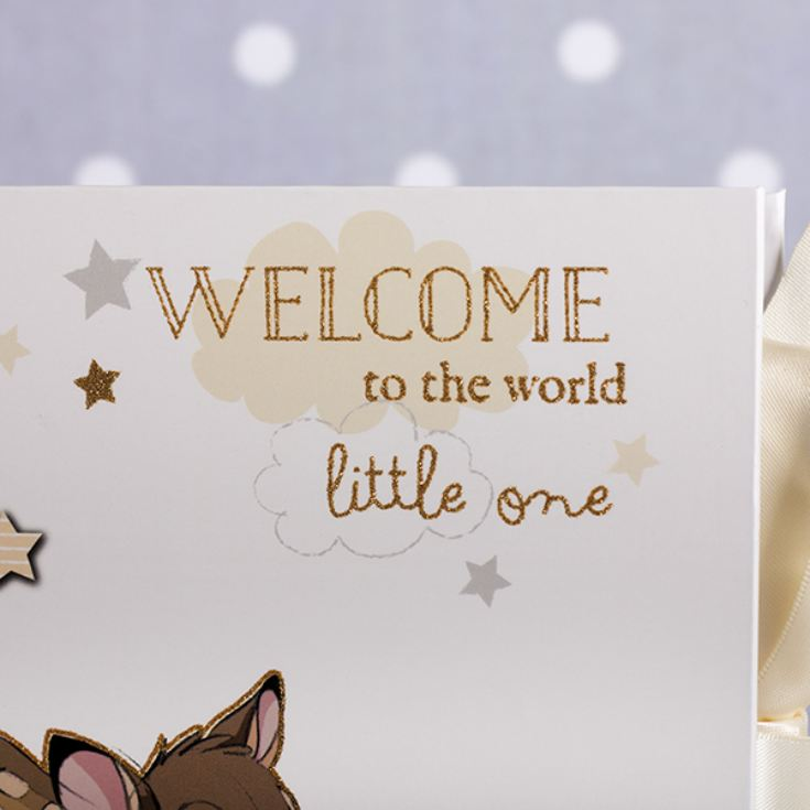 Disney Bambi Welcome To The World Photo Album product image