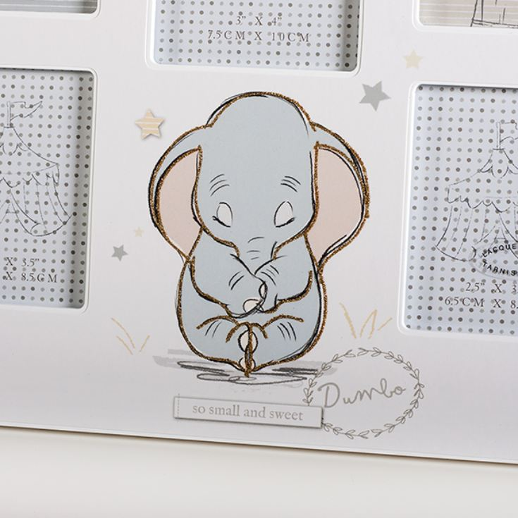 Disney Magical Beginnings Dumbo Arch Collage Frame product image