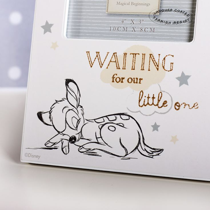 Disney My Scan Bambi 4x3 Photo Frame product image