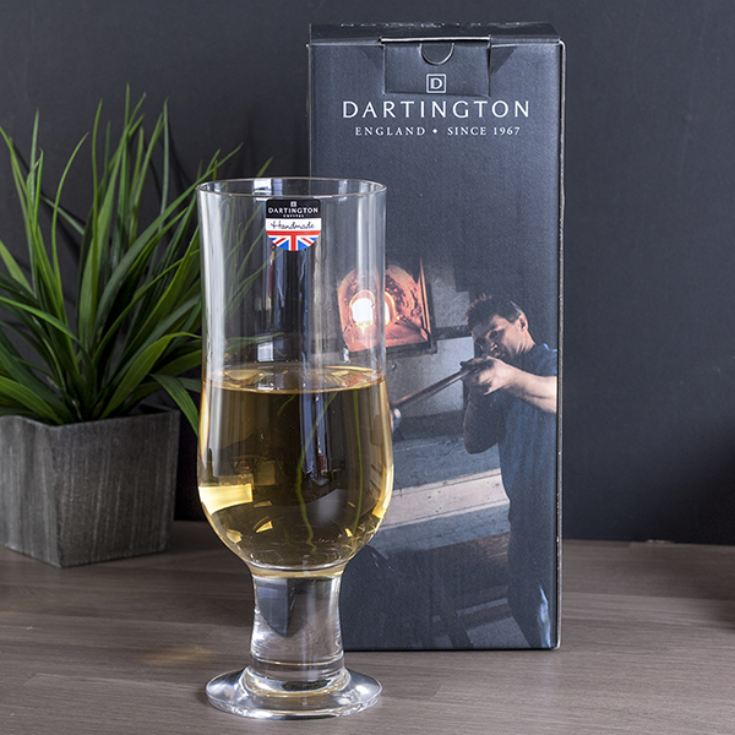 Personalised Dartington Cream Of The Crop Vintage Cider Glass product image