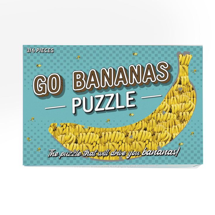 Go Bananas Puzzle product image