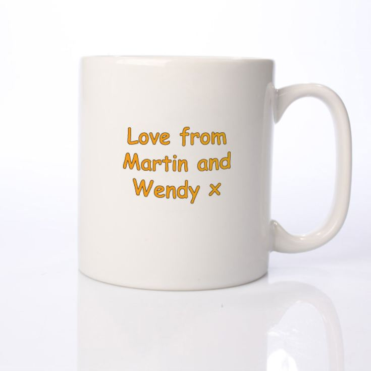 Personalised Easter Chick Mug product image