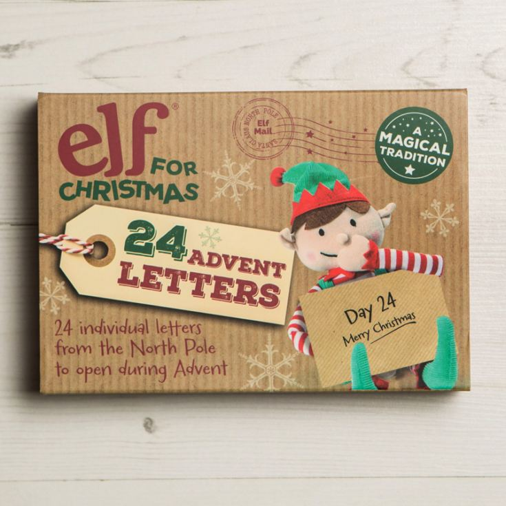 Christmas Advent Letter Set product image