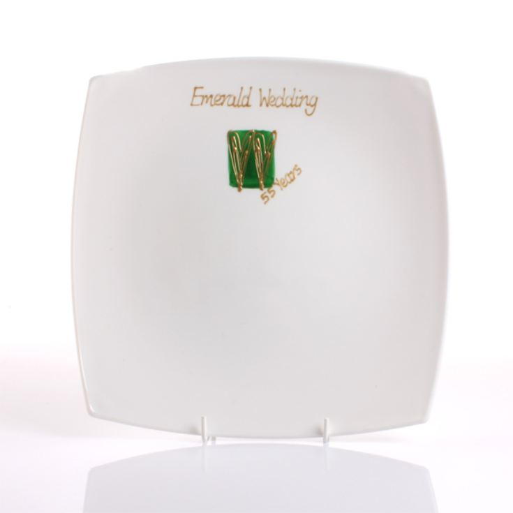 55th Anniversary Signature Plate product image