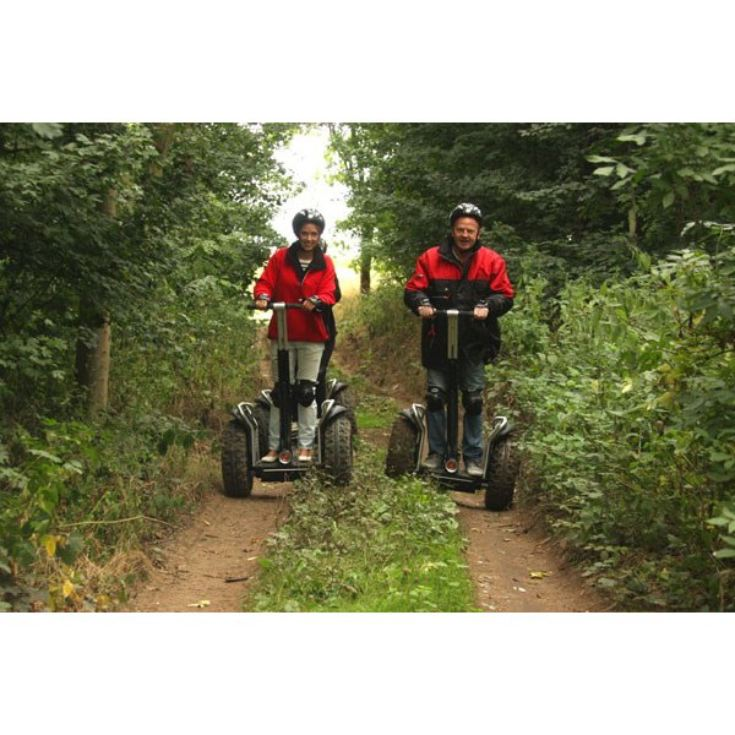 Supercar Drive and Off Road Segway Experience product image