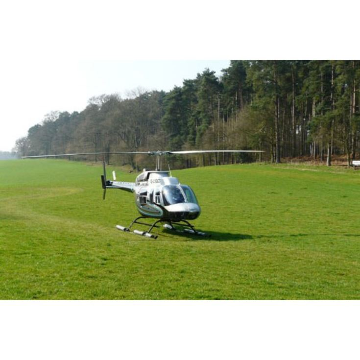 25-35 Minute Extended Helicopter Flight for Two Special Offer product image