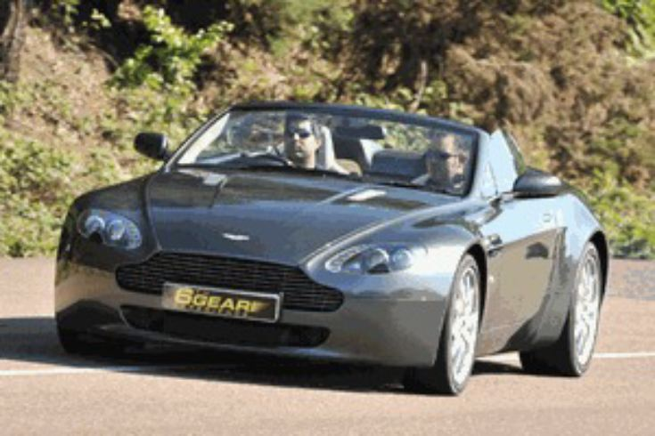 Ferrari and Aston Martin Driving Experience - Weekends product image