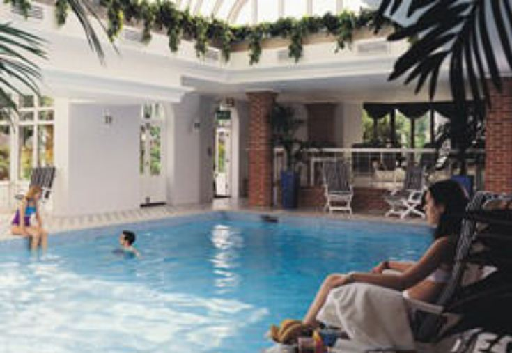 One Night Spa Break at Tylney Hall product image