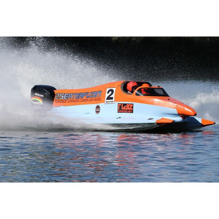 F1 High Speed Passenger Boat Ride product image