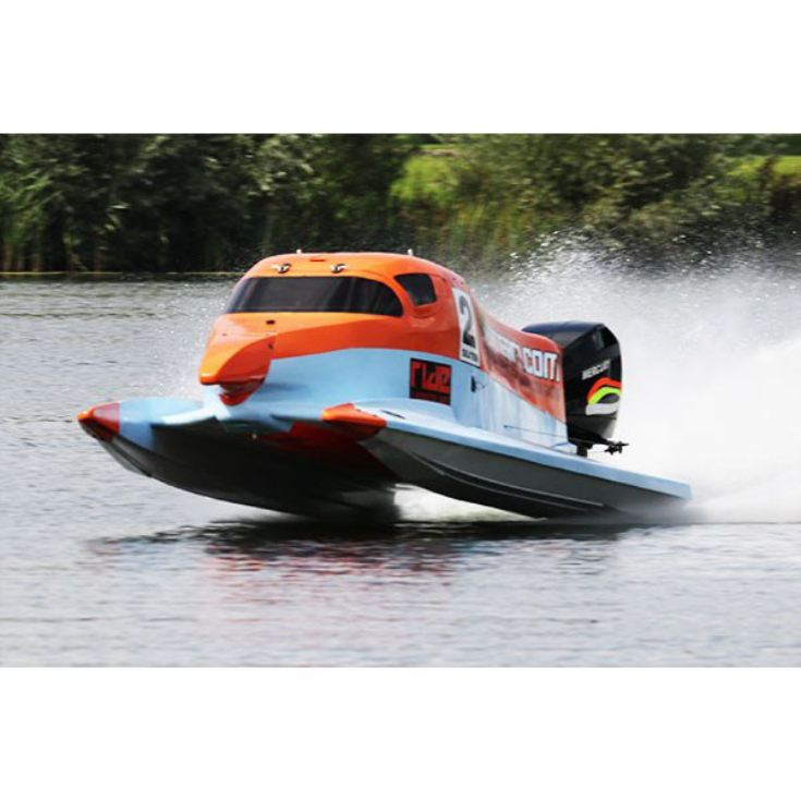 GT15 Powerboat Driving Thrill with F1 High Speed Passenger Boat Ride product image