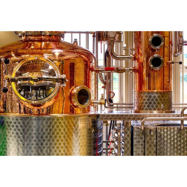 Gin and Whisky Tour with Tasting at The Cotswolds Distillery product image