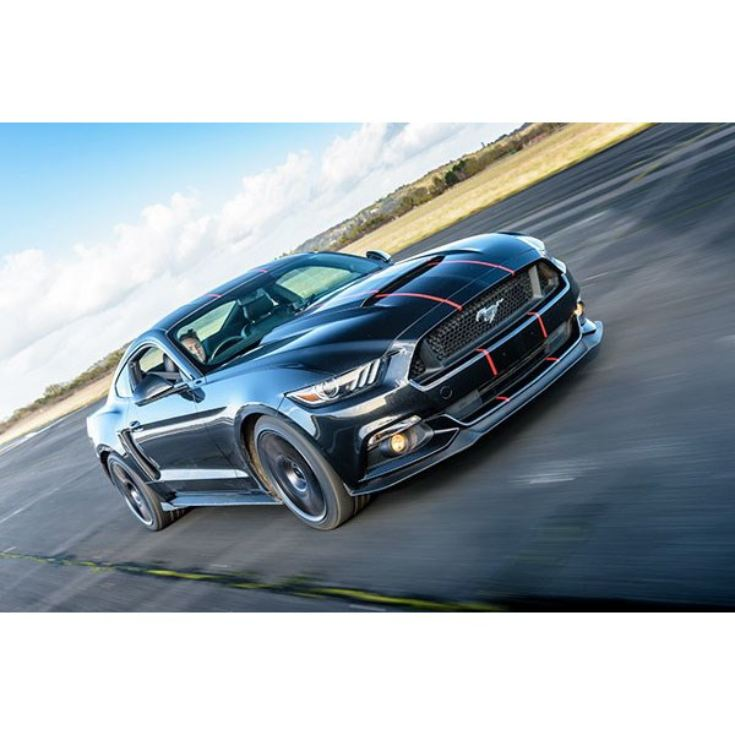Triple Mustang Driving Blast Experience product image