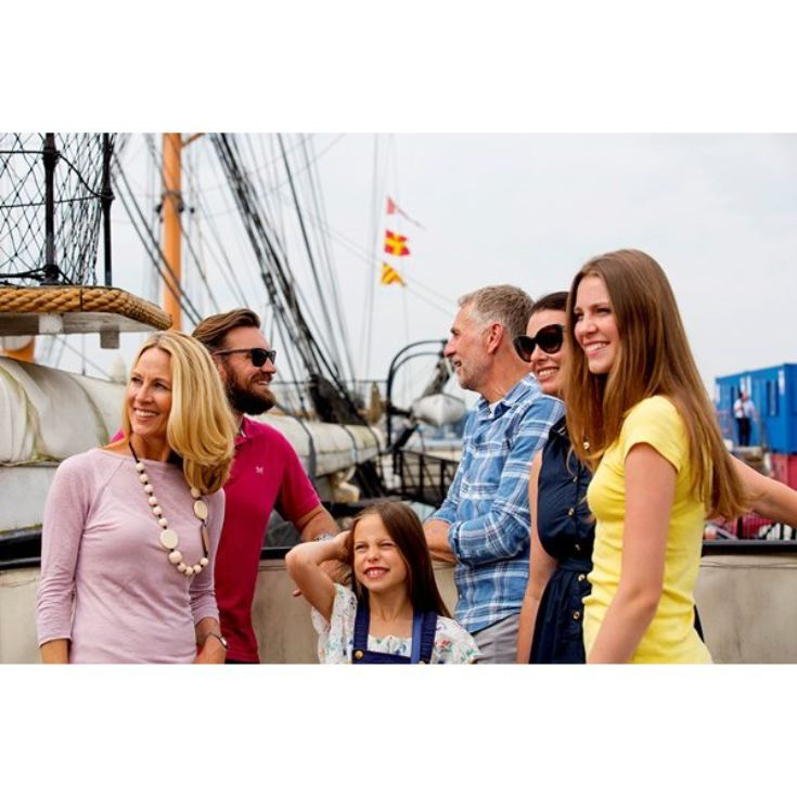 Family Annual Pass to Portsmouth Historic Dockyard product image