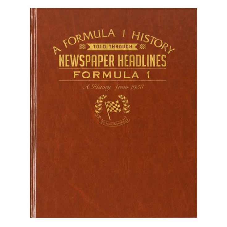 Personalised Formula One Book product image